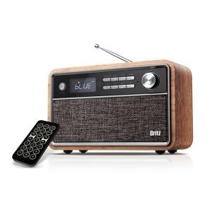 (행사중)BA-RBT1 휴대용 블루투스 스피커 라디오 시계
