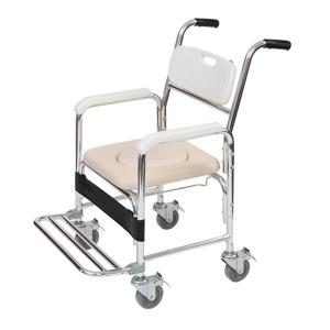 KCS-801 바퀴형 환자용 이동식 목욕의자