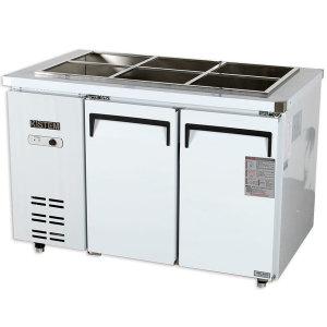 반찬냉장고 KIS-KDB12R 식당 영업 상업 업소 테이블