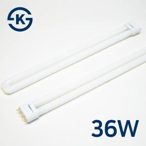 FPL 36W 주광색 형광등 삼파장 램프 인테리어