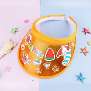 스티커여름 썬캡꾸미기/모자만들기/아동썬캡/유아썬캡