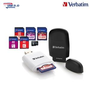 USB3.0 멀티카드리더기 마이크로SD카드 블랙박스 흰색
