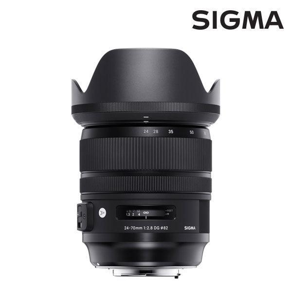 정품 시그마 Art A 24-70mm F2.8 DG OS HSM 캐논용