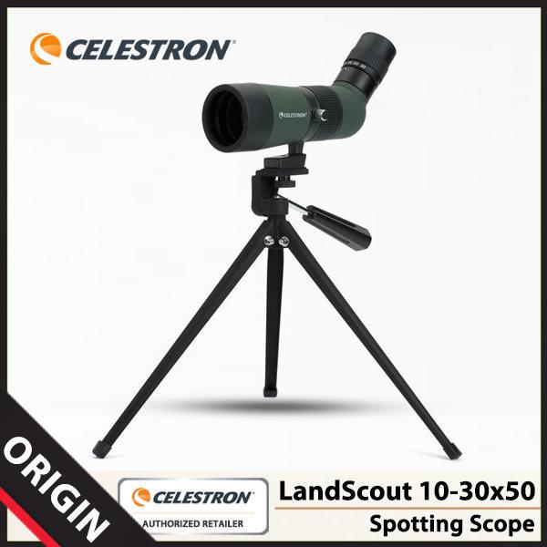 셀레스트론 LandScout 10-30x50 스포팅 스코프/망원경