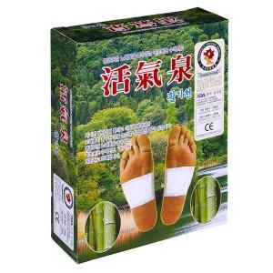 죽초목초 발바닥 수액시트 활기천(30매용) 1상자30매