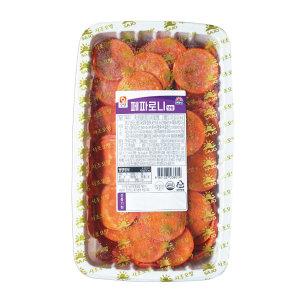 코리원/남부 페파로니 1kg/소시지/햄/토핑/피자