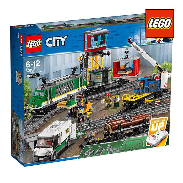 레고 시티 60198 화물 열차