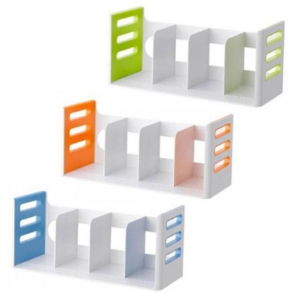 4단 책꽂이  4가지 색상 중 택일