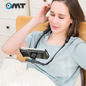OMT 자바라 목걸이형 핸드폰 휴대폰 거치대 OSA-Q5
