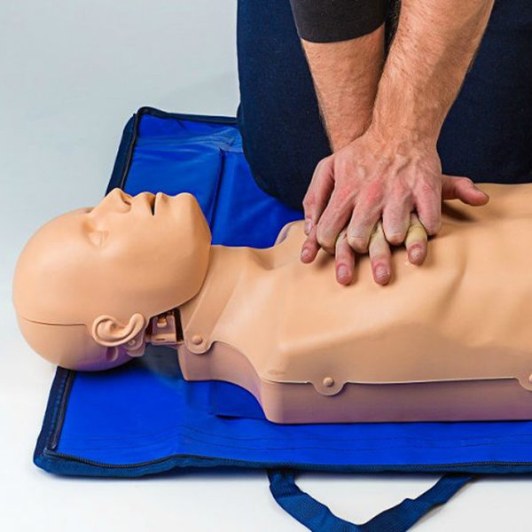 심폐소생술모형-CPR 애니 마네킹(단순형)심폐소생인형