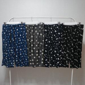 남자여름잠옷 냉장고반바지 시원한 쿨팬츠 남성홈웨어