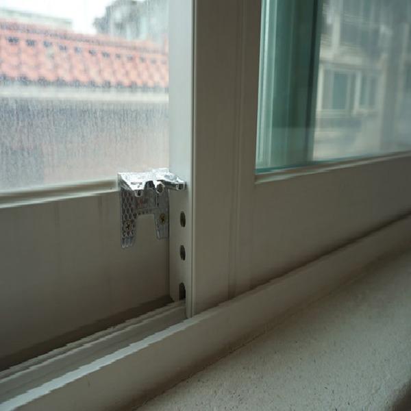 창문잠금장치(4개세트)/창살없는 방범창