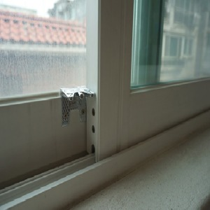 가자데코 창문창문잠금장치(창살없는방범창)/도어락