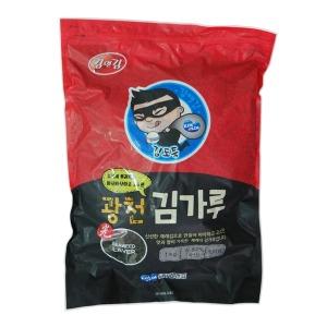 광천김가루 1kg 조미 김가루 업소용 대용량 돌자반