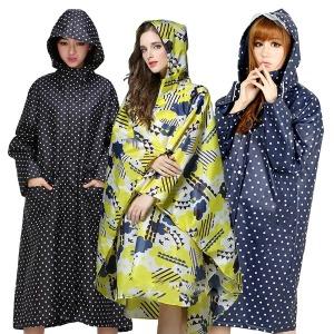 여성 레인코트 레인부츠 판쵸우의 비옷 우비 바람막이