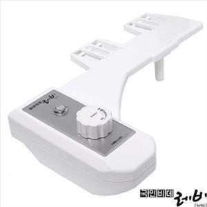 국민비데 레비 KMB-L100 냉수전용 기계식 비데 / 수동식 비데