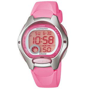 카시오정품 LW-200-4B 어린이 아동 학생 전자손목시계