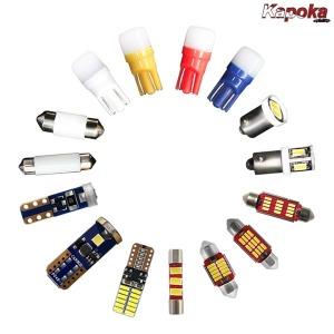 자동차 면발광 LED실내등/ 12V 번호판등 트렁크등