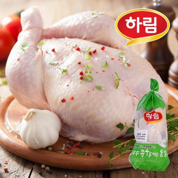 하림 IFF 유황먹인 영계 530g/ 삼계탕