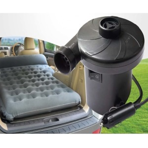 파보니 12V다용도 에어펌프 비치볼 전동펌프 차량용