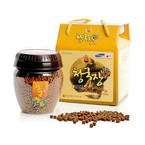 철이네홍삼 / 청국장환 (500g)