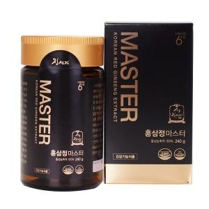 진삼가홍삼정마스터 진세노사이드54mg 홍삼농축액