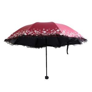3단 우산 양산 예쁜 휴대용 판촉물 햇빛차단 여름용품