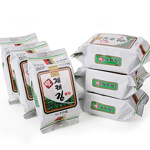 광천조양 재래식탁김(15gx30봉)