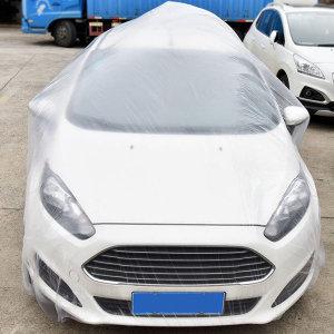 자동차보호비닐커버 차량보호덮개 자동차커버 대형
