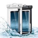1+1 IPX8등급 방수팩 P1 화이트+블랙/스마트폰/핸드폰