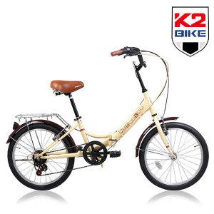 K2BIKE 가족형 접이식자전거 미켈란20인치/26인치