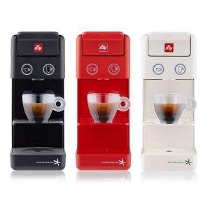 illy 일리 Y3.2 커피머신 화이트 / 독일 무료 직배송