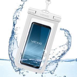 IPX-8등급 방수팩 P1 화이트/스마트폰/핸드폰/휴대폰