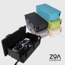 멀티탭 수납 정리 멀티탭정리함 전선정리함 무료배송