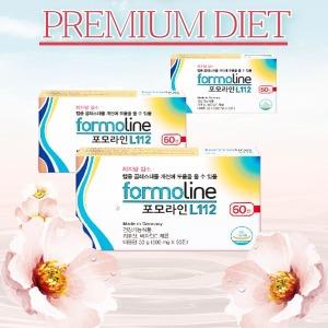 포모라인L112 다이어트 500ml 120정 1box