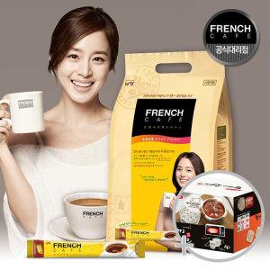 (현대Hmall)남양 프렌치카페 커피믹스 카페믹스 300T + 맛쿡 4P