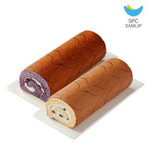 (현대Hmall)삼립식품 냉동 빅 실키롤케익+냉동 빅 블루베리롤케익