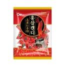 청우 고려홍삼캔디 300g/사탕/과자/간식/홍삼사탕