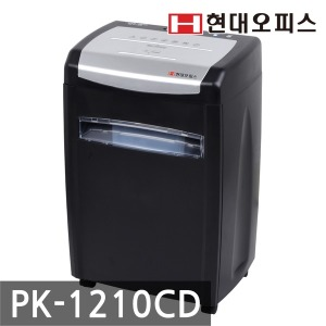 문서세단기 PK-1210CD 사무용 파쇄기 세절기 분쇄기