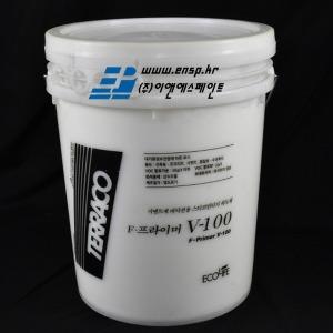 테라코코리아 시멘트바닥전용 F-프라이머 백색 25KG