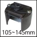 오일필터렌치 105~145 엔진오일필터캡 양방향휠타렌치