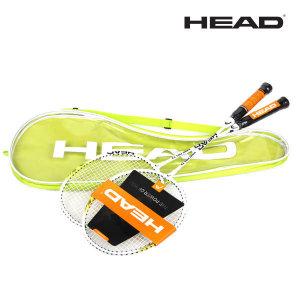 (현대Hmall)HEAD 헤드배드민턴라켓 nano pro t3 + 불도리 셔틀콕 2개입(야광나일론)