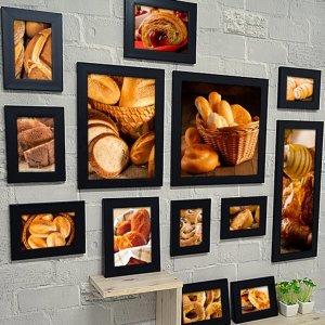 (꾸밈)cx383-빵이가득한베이커리_인테리어액자
