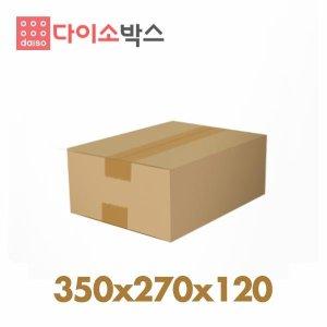 택배박스 101호(350x270x120) (85장)