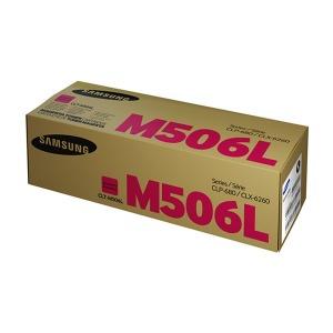 삼성정품/CLT-M506L/대용량빨강/CLP-680/CLX-6260