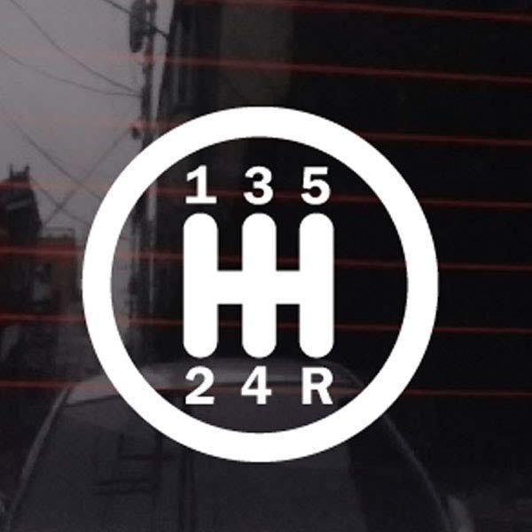 (현대Hmall) 대문닷컴 차량용 스티커 (DC-3001) 나는 수동운전자 바보사랑