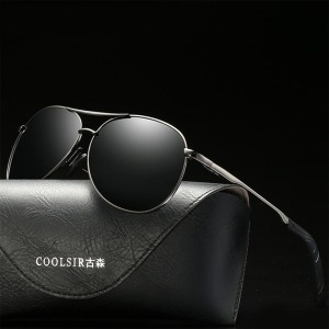 coolsir 정품 UV400 보잉선글라스 편광 선그라스 고글