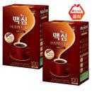맥심 아라비카 블랙스틱 커피 200T (커피만) /솔루블
