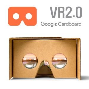 구글카드보드 오리지널 킷 구글카드보드 2.0 VR기기