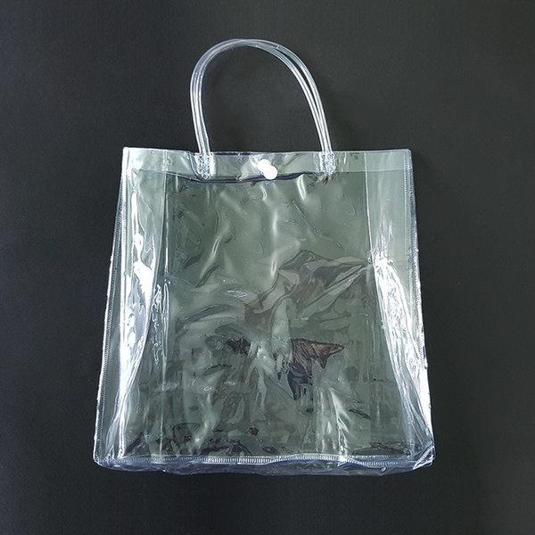 작품비닐가방/투명 그리기 비닐가방 꾸미기 시장놀이